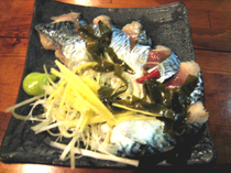 竹海(ズーハイ)・中華風山椒入りしめサバ