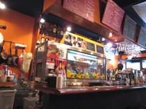 カフェ タリスマン店内