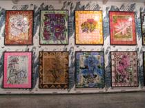 花がモチーフ(ヴェネツィア・ビエンナーレ、La Biennale di Venezia)