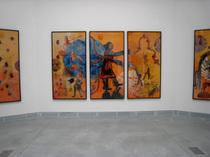 ナリニ・マラニの作品(ヴェネツィア・ビエンナーレ、La Biennale di Venezia)