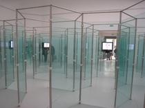 エリック・デュイカエーツのガラスの迷路(ヴェネツィア・ビエンナーレ、La Biennale di Venezia)