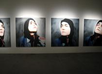リヤス・コムの人物画(ヴェネツィア・ビエンナーレ、La Biennale di Venezia)