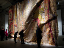 エル・アナツイの作品(ヴェネツィア・ビエンナーレ、La Biennale di Venezia)
