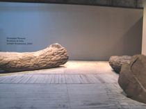 ジュゼッペ・ペノーネの彫刻作品(ヴェネツィア・ビエンナーレ、La Biennale di Venezia)