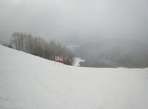 """野麦峠スキー場・""""立て水の坂""""と呼ばれる斜面も"""