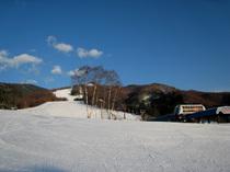 野麦峠スキー場・ファミリーゲレンデもあります