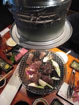 糸桜・煙吸い取り装置(?)