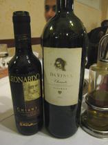 もちろんワインも美味しいです