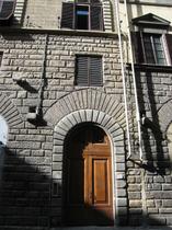 スクオーラ・トスカーナ(scuola-toscana)の入口