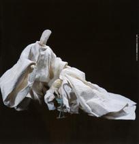 和紙塑像家・内海晴美氏による「艶●源氏(えんげんじ)」展