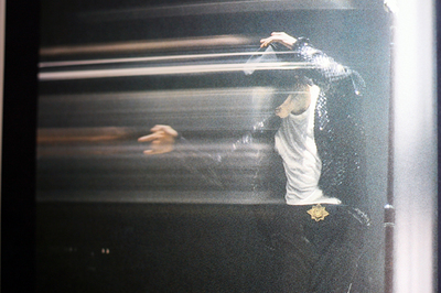 Michael Jackson『Dancing the Dream』より