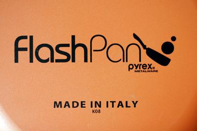 Pyrex FlashPan