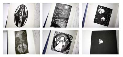 月にまつわる13のおとぎばなしの本です