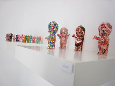 大阪のギャラリー箱/2にて開催中の展覧会