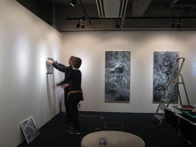 本田かな写真展 「狼と桜」