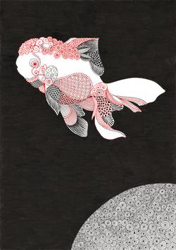 PECHU金魚の「あるびの」