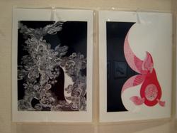 「PECHUA4サイズ透明シール」