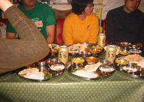 「南インド料理食事会」に行ってきました