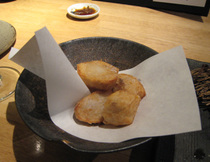 i-shi・里芋の唐揚げ