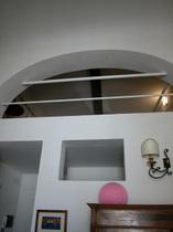 フィレンツェ・ロングステイ時のアパート、部屋の中