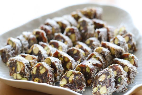 インドのお菓子・なつめやしのハルワ