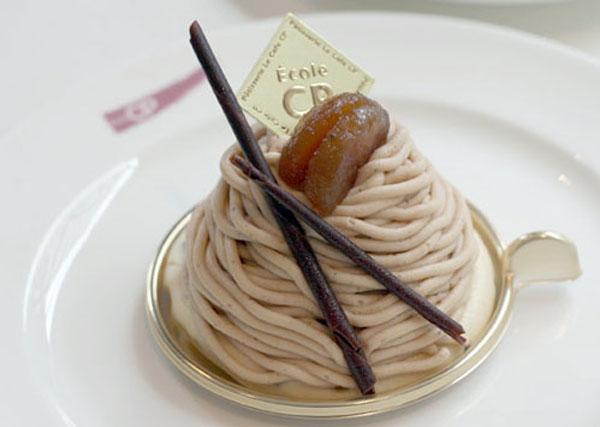 エコールCP(セーペー)神戸国際調理製菓専門学校の期間限定カフェ