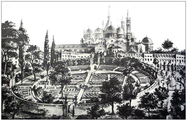 世界最古の植物園「ORTO BOTANICO DI PADOVA」