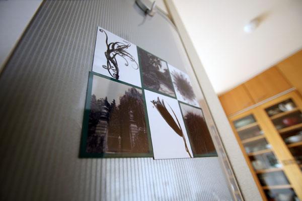 冷蔵庫に貼れる「アート・マグネット」