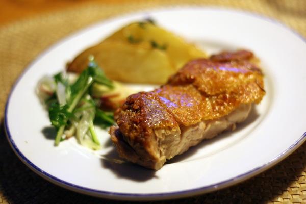 イタリアの伝統料理「鶏の悪魔風」(Pollo alla Diavola)